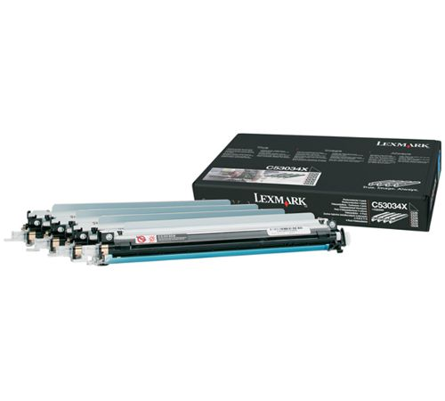 Lexmark Photoconductor C53034X 4-Unit Pack x 20000p CMYK