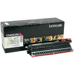 Lexmark C540 Magenta Developer Unit C540X33G