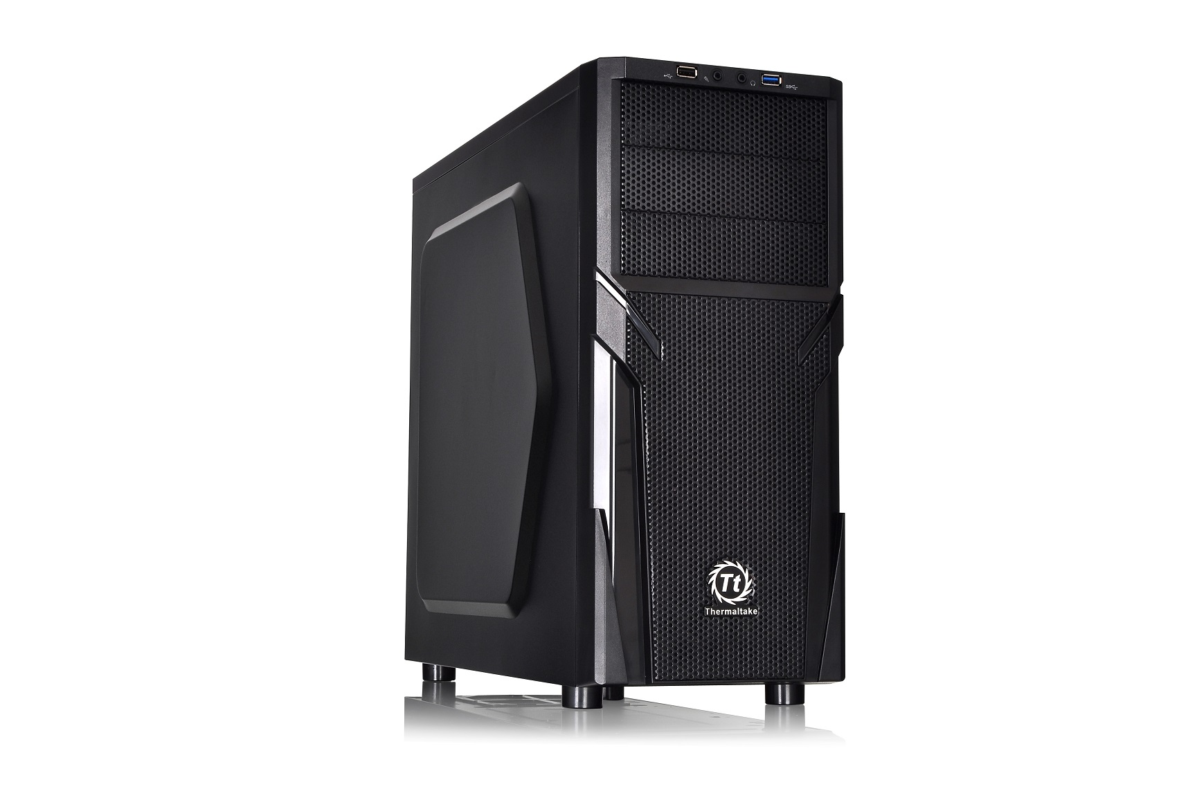 THERMALTAKE Case Versa H21 Middle ATX Black USB 3.0