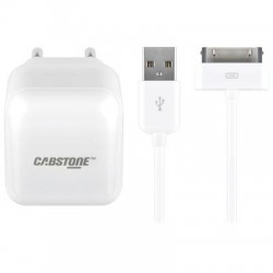 Apple USB Power Adapter for iPhone iPod iPad 2.1A CABSTONE 63050