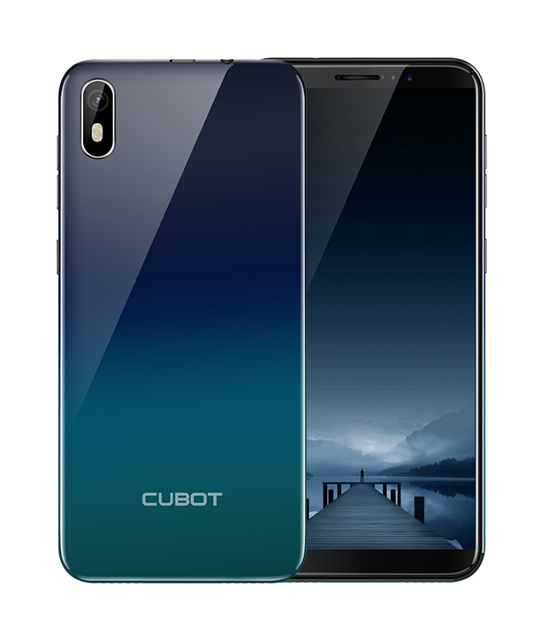 "Cubot Smartphone J5 5.5"" FW+ 2Gb/16Gb Android 9 8/5Mp Quad"