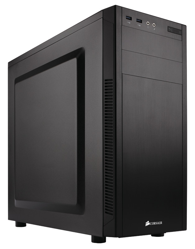 Κουτί Corsair Carbide Series 100R Midi Black