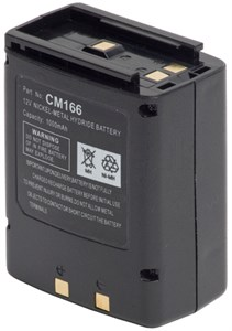 Icom CM-166 battery replacement MultiEnergy (1000mah)