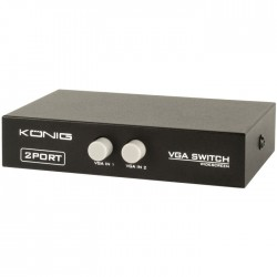 Konig VGA switch 2 σε 1 VGA Sellector CMP-SWITCH 51