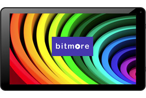 "Tablet Bitmore ColorTab 10"" II Quad 1G/8GB/WiFi/Black"