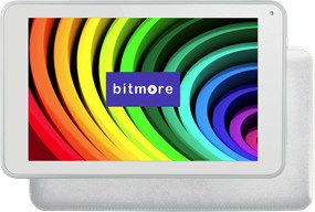 Tablet Bitmore ColorTab 9s Quad /8GB/WiFi/White 9""
