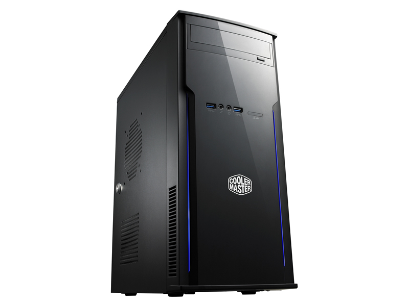 Κουτί ΗΥ CASE COOLERMASTER ELITE 241 RC-241-KKN1 micro-ATX Black