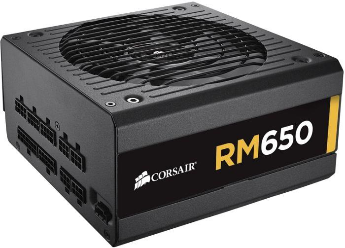 Τροφοδοτικό CORSAIR 650W 13,5cm Fan/PFC 80plus+/RM650