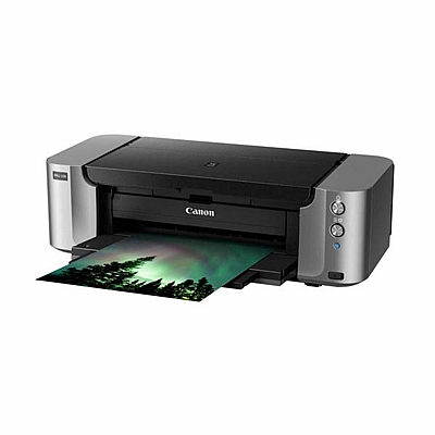CANON Pixma Pro 100 A3 Photo Printer 8inks 4800dpi WiFi
