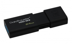 Kingston 64Gb USB 3.0 Data Traveler 100G3 DT100G3/64GB