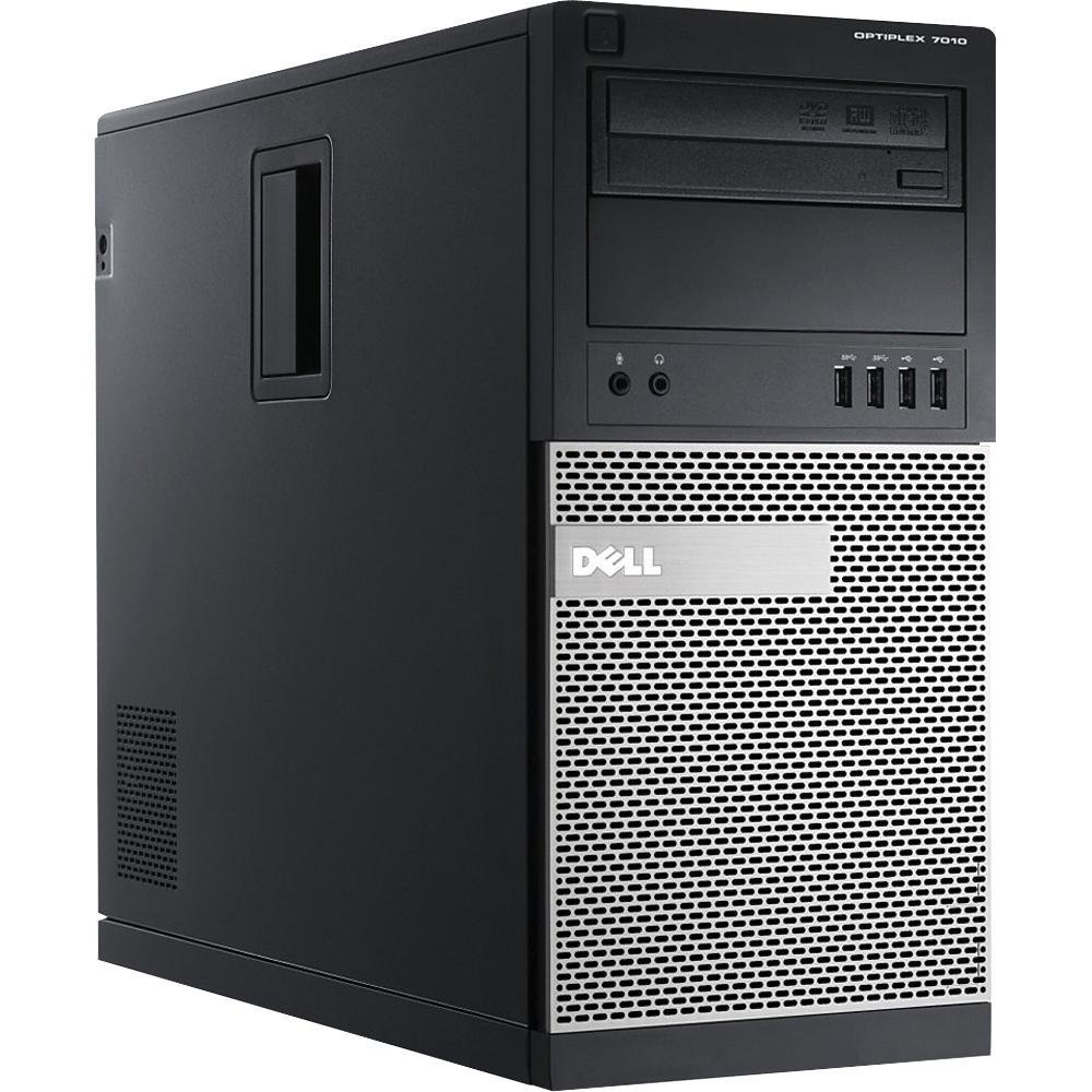 DELL PC OptiPlex 7010 MT i5-3470/4G/500GB/DVD-RW/Win7Pro #RFB