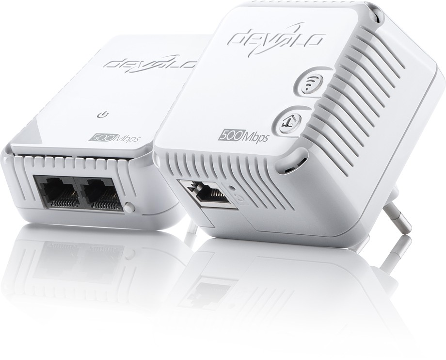 DEVOLO Powerline dLAN 500 WiFi Starter Kit 9089