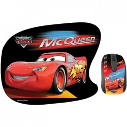 Set Ποντίκι και Mouse Pad Disney CARS DSY TP1001