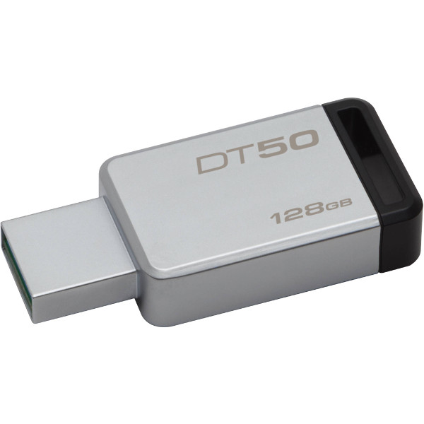 Kingston Flash DataTraveler 50 DT50/128GB USB 3.1