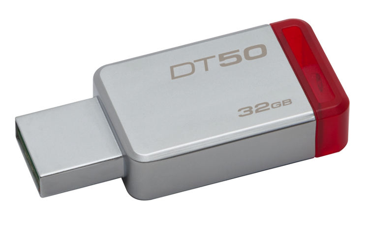 Kingston Flash DataTraveler 50 DT50/32GB USB 3.1