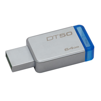 Kingston Flash DataTraveler 50 DT50/64GB USB 3.1
