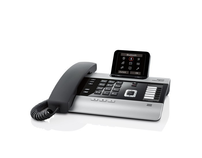 Siemens Gigaset Communications System DX800A (ISDN)