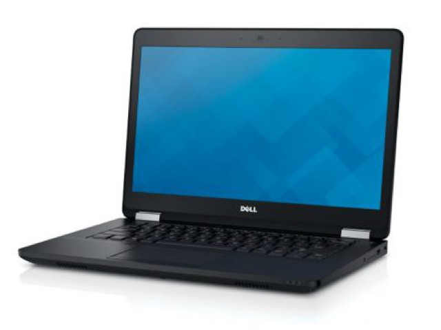 "Dell NB E5470 i5-6300U 8Gb 256SSD 14"" HD WebCam Latitude #RFB"