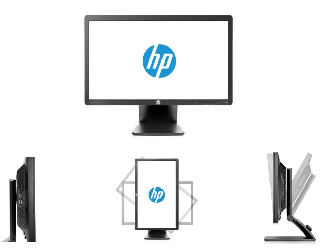 "HP EliteDisplay E201 20""1600x900/1000:1/250cd/5ms/VGA DP #RFB"