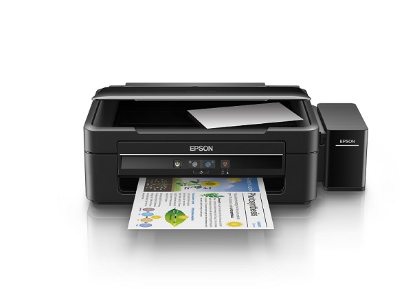 EPSON Multifunction L382 ITS. A4/27ppm/USB/2400/USB Color
