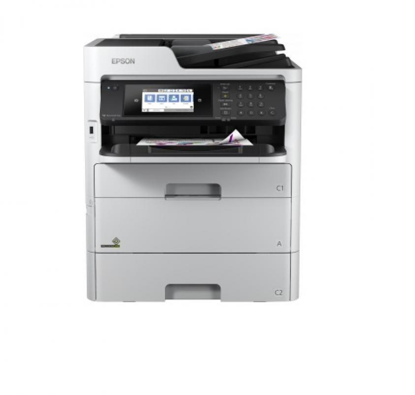 Epson RIPS WF-C579RDTWF A4/34ppm Color PSC-FAX-WiFi