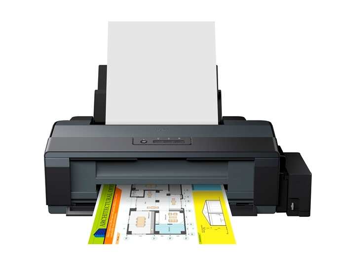 EPSON Printer L1300 ITS. A3+/30ppm/USB/5760dpi Color