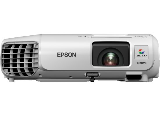 Projector EPSON EB X27 3LCD HD Ready