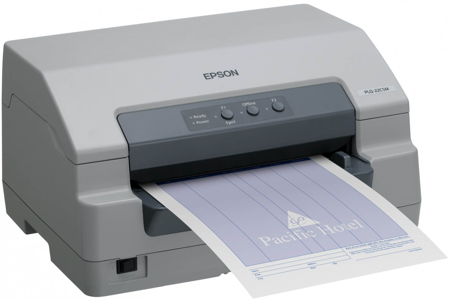 EPSON PLQ-22CS Dot Matrix 24pin/360dpi/1+6 copies/USB-Par-RS232