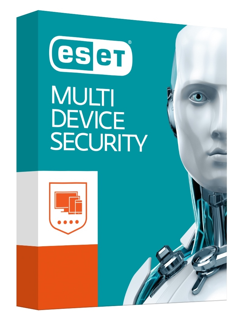 ESET Multi-Device Security 3PC-Devices 1Year NOD32