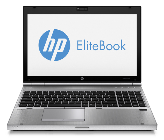 HP EliteBook 8570p i5-3320M 4GB/320Gb/HD7570M/DRW/W10Pro #RFB