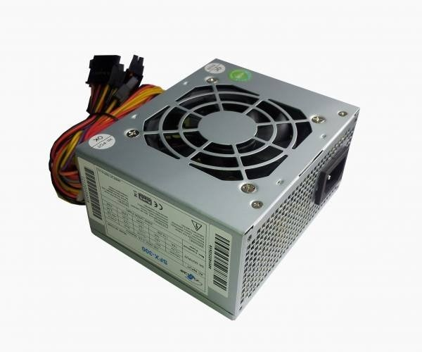 Eurocase POWER SUPPLY 300W Τροφοδοτικό SFX 125x63,5x100mm