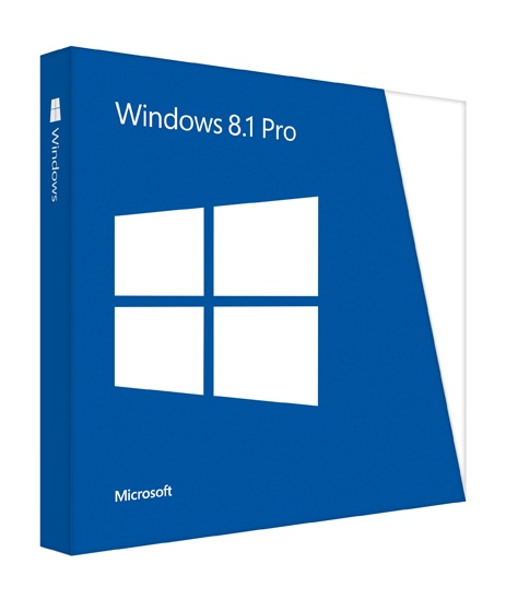 Microsoft Windows 8.1 Professional 64-bit Greek DSP