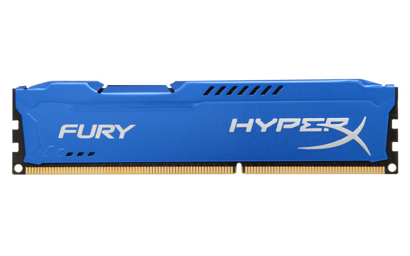 Kingston DDR3 1600MHz 4GB HyperX Fury Blue HX316C10F/4