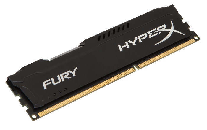 Kingston DDR3 1866MHz 8GB HyperX Fury Black HX318C10FB/8