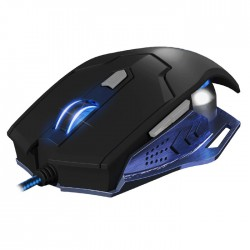 Gaming Mouse NOD G-MSE-5B USB Ενσύρματο 2500dpi 4500fps