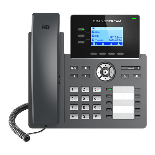 Τηλέφωνο IP Grandstream GRP2604P HD IP Phone