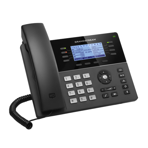 Τηλέφωνο IP Grandstream GXP1780 IP Phone (with PoE) 4SIP+8Keys