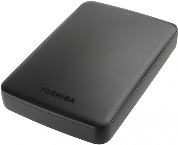 "Εξωτερικός Toshiba 2TB USB 3.0 2,5"" Slim Canvio Basics"