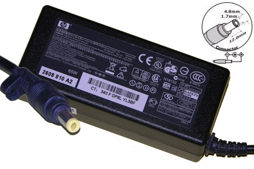 HP Compaq 18,5V-3,5A 65W AC Adapter για Notebook 239427-003