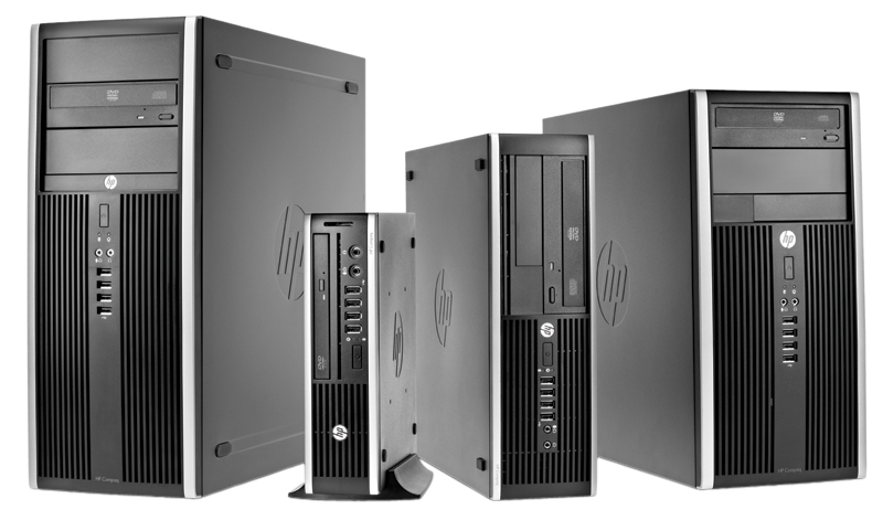 HP PC 6300 Pro i3-3220/4G/250G/DRW/Win7 #RFP Tower