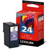 Lexmark 18C1524E Colour 185p No24