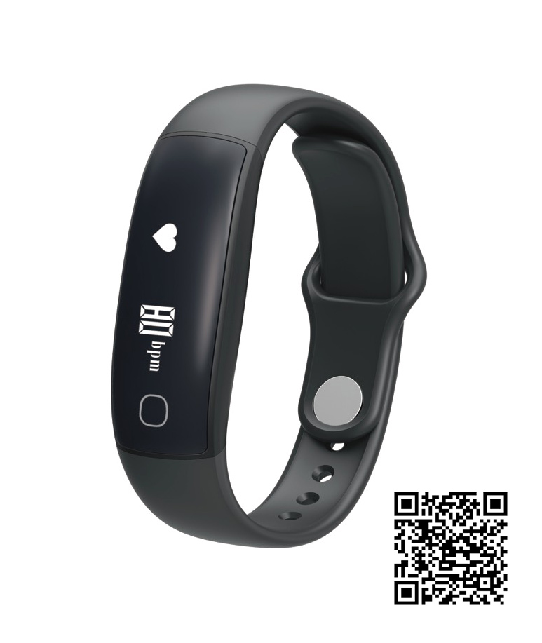Wearable SENSSUN Fitness Tracker IW5941B