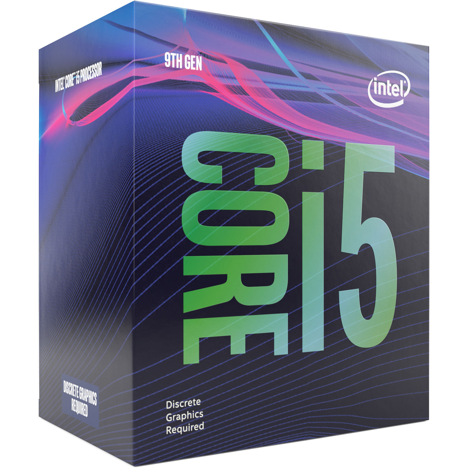 INTEL CPU Core i5-9400F, BX80684I59400F,GT0