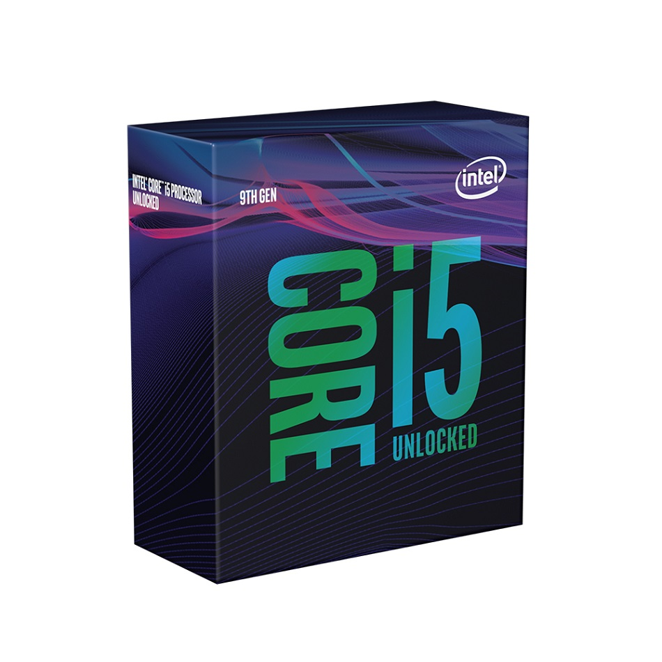 INTEL CPU Core i5-9600K, BX80684I59600K