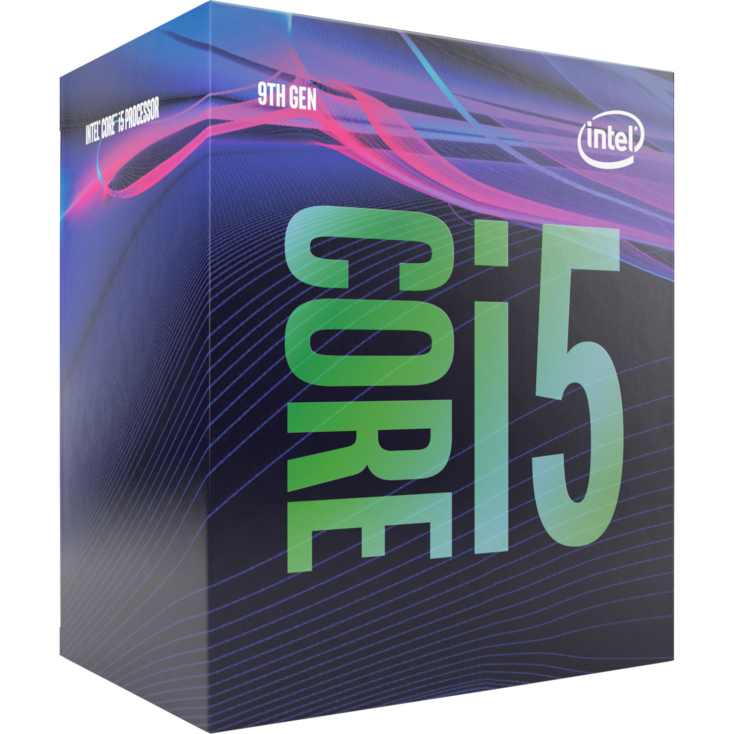 INTEL CPU Core i5-9500, BX80684I59500