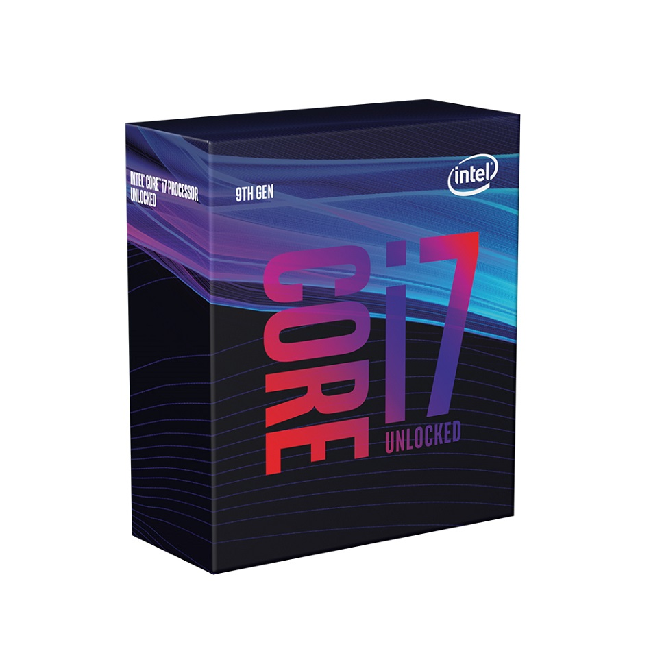 INTEL CORE  i7-9700K 3,60Ghz/12MB/s1151/95W BX80684I79700K