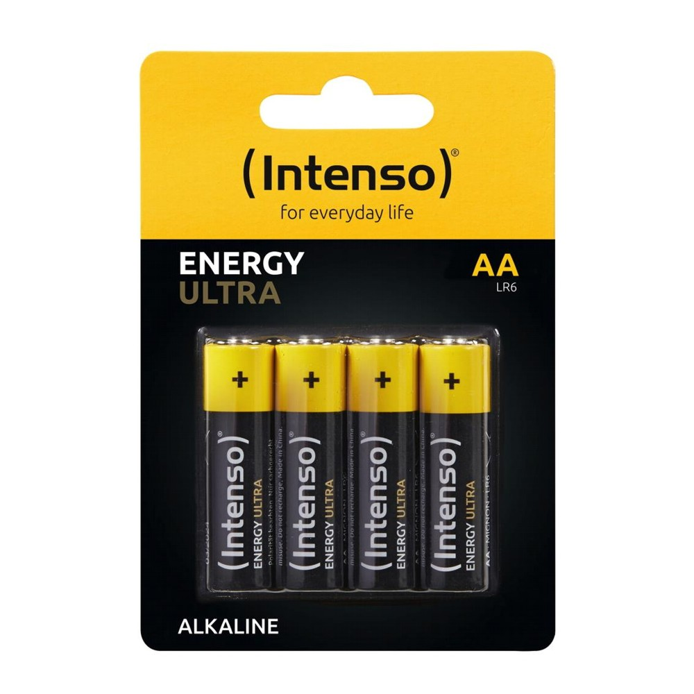 Μπαταρίες Intenso Battery LR03-AAA 1,5V 4blister 4 X 1.5V