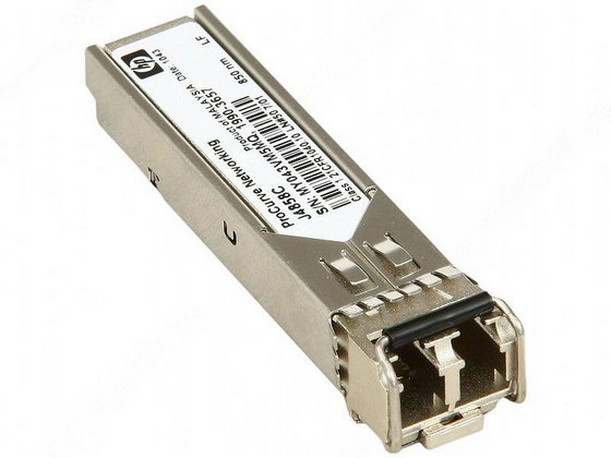 HP ProCurve Gigabit-SX-LC Mini-GB Module Gigabit LC J4858C