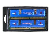 Kingston DDR2 1066MHz 2GB (2Χ1Gb) PC8500 CL5 KHX8500D2K2/2G #RFB