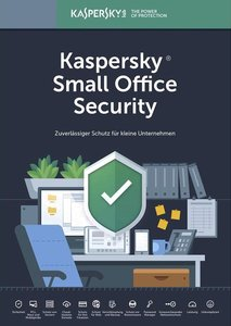 Kaspersky Small Office Security 1 Year 1 Server + 10 Τερματικά
